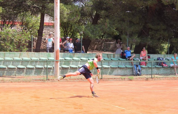 01.09 CRO Circuit tennis tournaments