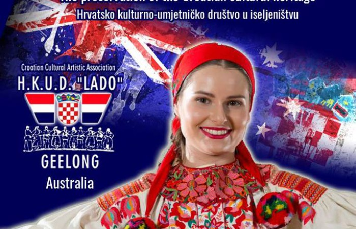 July 9th Folklore performance LADO Australia