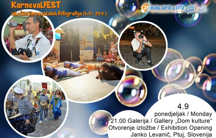 Exhibition - Carnival Photos