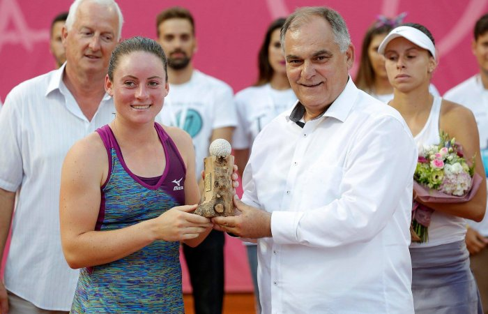 WTA Croatia Bol Open ended
