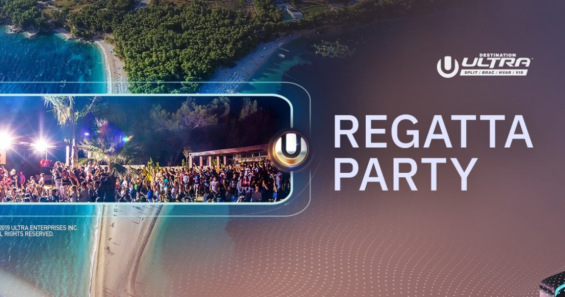 Ultra Europe u Bolu (Regatta Party)