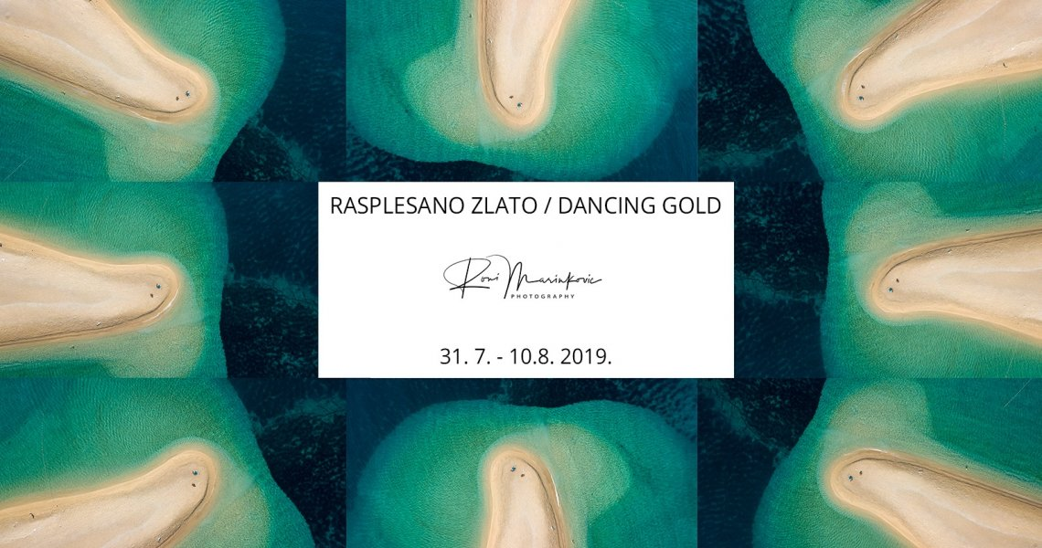 Exhibition opening - Dancing Gold