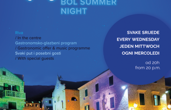 Bol Summer Night 17.7