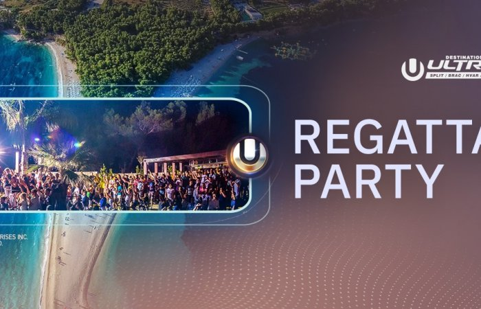 Ultra Europe in Bol (Regatta Party)
