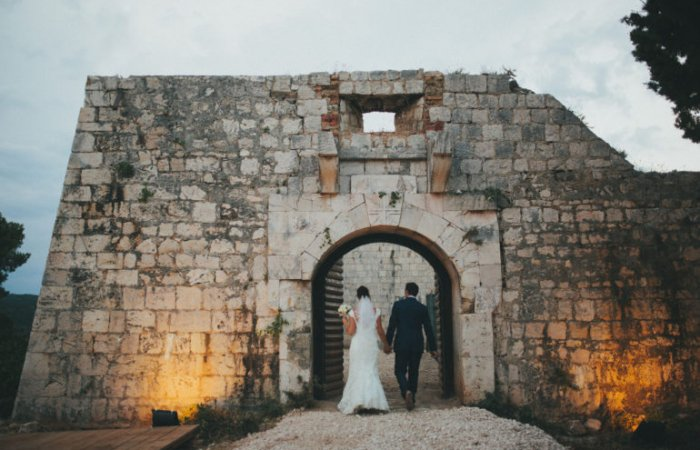 10 most beautiful wedding destinations in Central Dalmatia