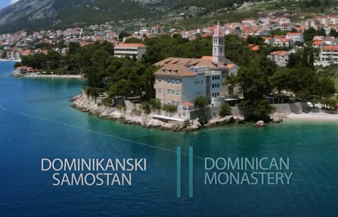 Our stories from Bol - Dominican monastery