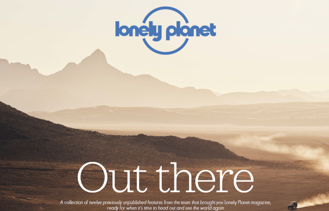 Lonely planet about Brač