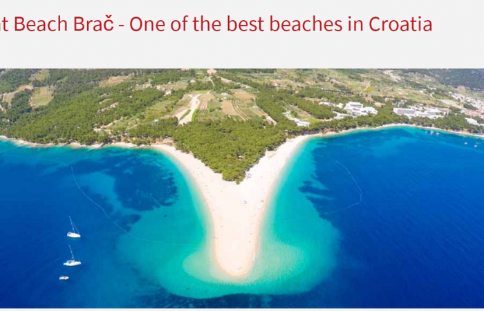 Home Finder 247 about Zlatni rat