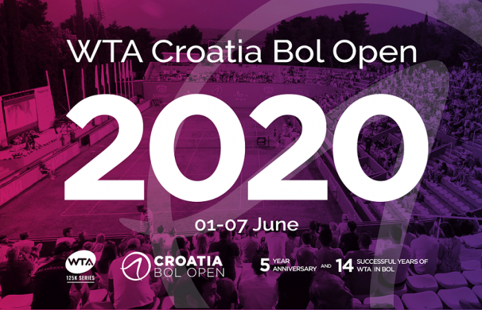 WTA Croatia Bol Open 2020 - CANCELLED