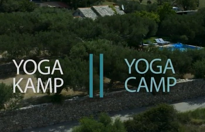 Our stories from Bol - Yoga camp