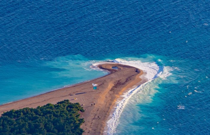 Photo of Zlatni rat in Good morning Croatia